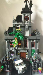 Arkham Asylum en LEGO