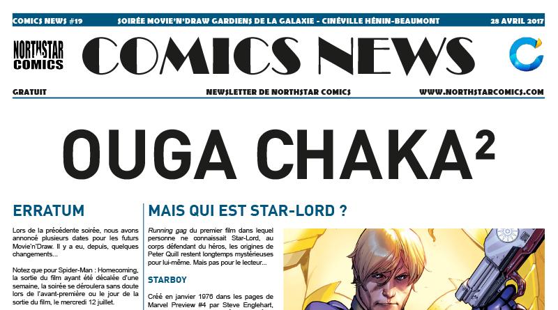 Comics News 19