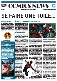 Comics News Spider-Man: Homecoming