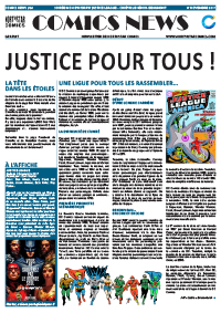 Comics News Justice League