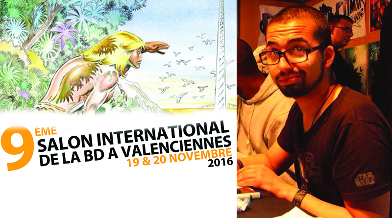 NorthStar Comics au Festival International de la BD de Valenciennes