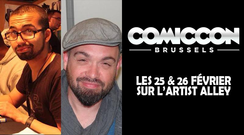 NorthStar vous donne rendez-vous à la Comic Con de Bruxelles !