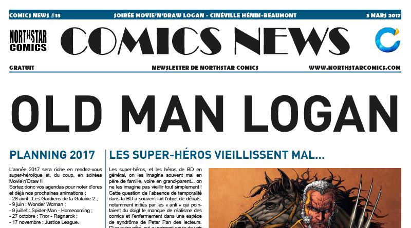 Comics News 18