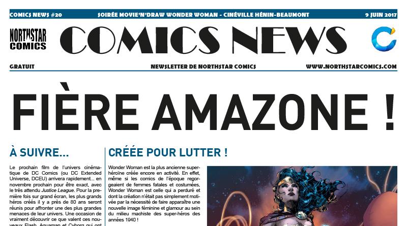 Comics News 20