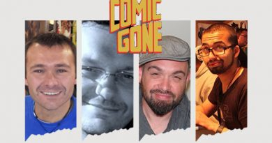 Comic'Gone de Lyon