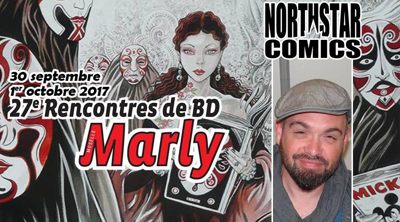 Rencontres BD de Marly