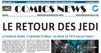 Comics News The Last Jedi