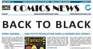 Comics News Black Panther