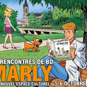 Cap à l'est ! NorthStar aux 29e Rencontres BD de Marly – 5 et 6 octobre 2019