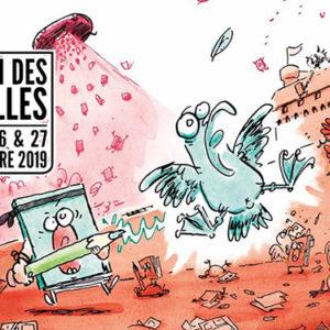 Quai des Bulles 2019 : NorthStar and co !