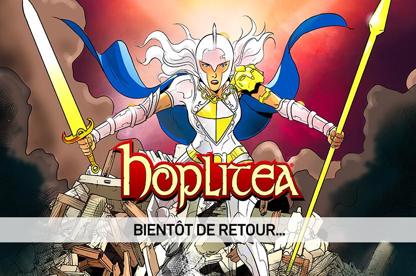 Hoplitéa : de retour dans un 3e album