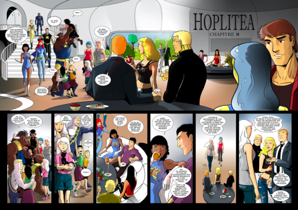 Hoplitéa 3 preview 2 et 3