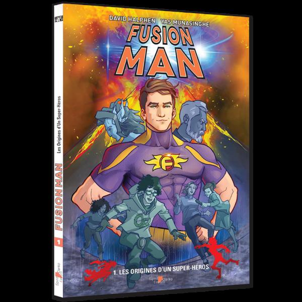 Fusion Man 1
