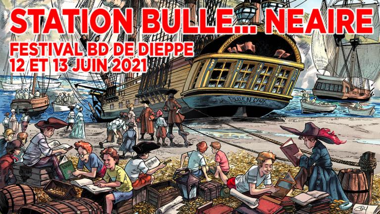 Festival Bulle...neaire Dieppe